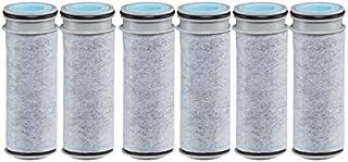 Brita Stream Water Filter, Stream Pitcher Replacement Water Filter, BPA Free –6 Pack