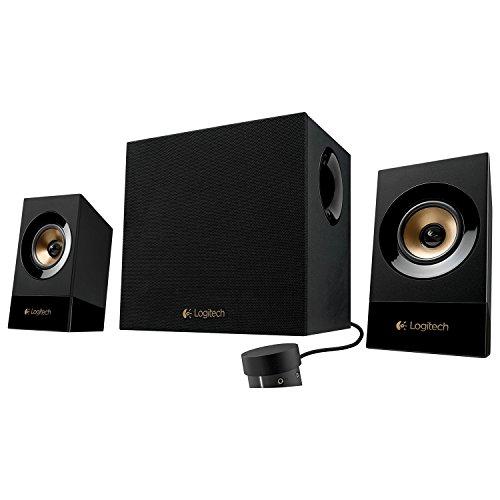 Logitech Z533 60 Watts Stereo Speakers & Subwoofer 2.1ch 980-001053...