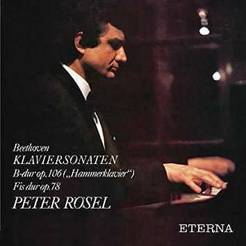 """Beethoven: Piano Sonatas No. 24 & 29 """"Hammerklavier"""""""
