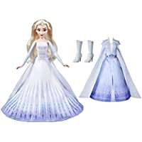 Disney's Frozen 2 Elsa's Transformation Fashion Doll