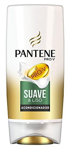 Pantene Pro-V Suave & Liso, Acondicionador, Suavidad y Control del Encrespamiento - 675ml