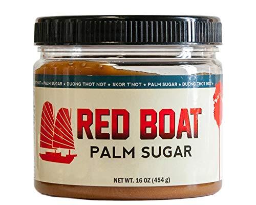 Red Boat Cambodian Palm Sugar Free 16oz free Non-GMO Gluten SALENEW very popular!