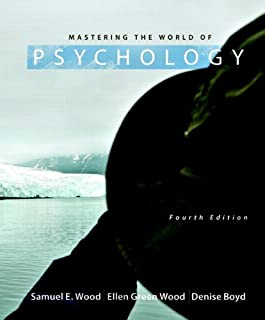 Mastering the World of Psychology (4th Edition)