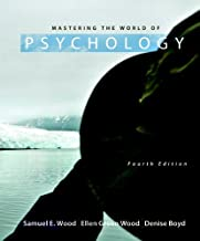 Best mastering world of psychology 4th edition Reviews