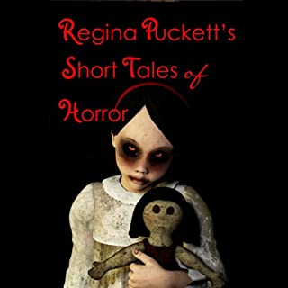 Regina Puckett's Short Tales of Horror cover art