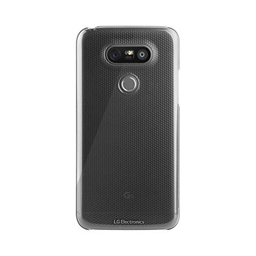 LG Custodia CCF-600, Quick Circle Case G4c, Nero