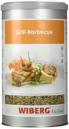 Wiberg Grill Barbecue Gewürzsalz 910 gr in der Aromabox