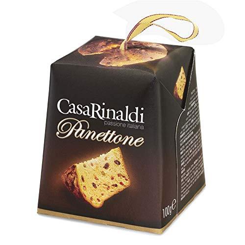 Casa Rinaldi Panettone Premium Rezept klassisch mit 100% Butter 100g