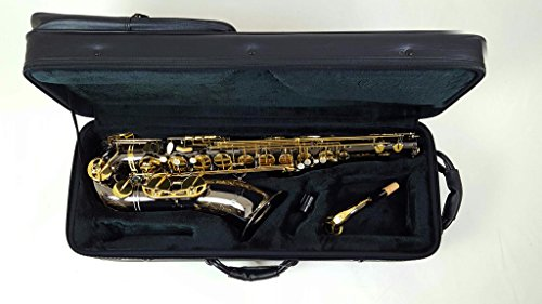Selmer STS280 La Voix II Tenor Saxophone Outfit (Black Lacquer)