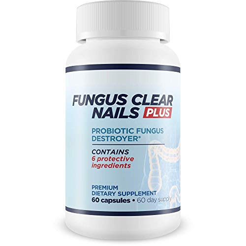 Fungus Clear Nails Plus Antifungal …