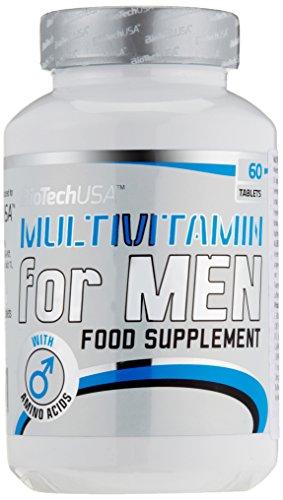 BioTechUSA Multivitamin for Men, 60 Tabletten