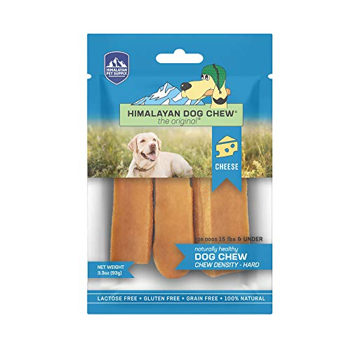 (5 Pack) Himalayan Chew For Small Dogs Under 15 Pounds