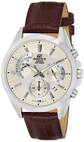 Relógio Masculino Casio Edifice EFV-580L-7AVUDF - Prata/Marrom