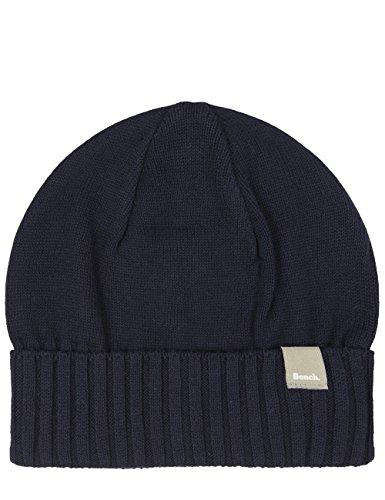 Bench BEAUTIFIC Bonnet, Bleu (Total Eclipse Ny031), Taille Unique Homme