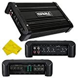 Orion Cobalt 2 Channel Amplifier – Class A/B Dual Channel Amplifier 2250W RMS 4500W Max, Car Electronics Audio Subwoofer 2 Ohm Stable Bass Boost MOSFET Full Range Amplifier for Car Speakers Sub Amp