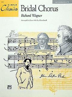 HOCHZEITSMARSCH (AUS LOHENGRIN WWV 75) - arrangiert für Klavier [Noten / Sheetmusic] Komponist: WAGNER RICHARD