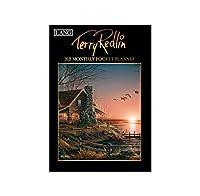 Terry Redlin 2021 Monthly Pocket Planner