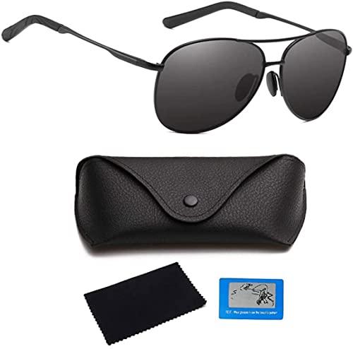 Óculos De Sol Aviador Masculino Feminino Proteção UV400 Polarizado Original N1097 Esportivo