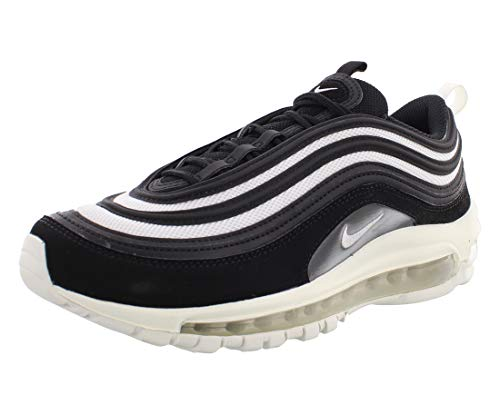 Nike W Air MAX 97, Zapatillas de Running para Asfalto Mujer, Multicolor (Black/Platinum Tint/Summit White 017), 38 EU
