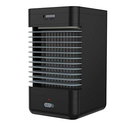 Cocoarm Mobile Klimageräte Tragbare Mini Klimaanlage Luftkühler Luftbefeuchtung Ventilator Mini Lüfter Luftbefeuchter System Drahtloser Kühler EU Plug110-220V