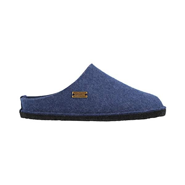 HAFLINGER Women's Open Back Slippers