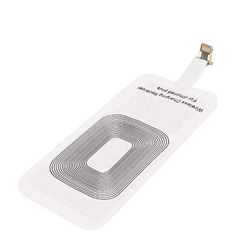 Receptor INALAMBRICO QI para iPhone 5, SE, 6 Y 7