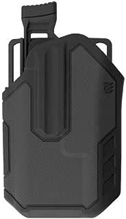 Blackhawk! Omnivore Black Multi Fit Holster with Streamlight TLR 1/2 Left Hand