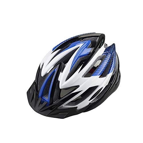 HK-Kensolng Oferta Capacete Ciclismo Casco de Bicicleta Ligero de una Pieza para...