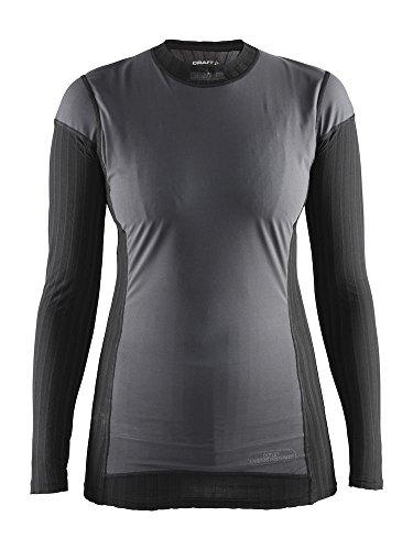 Craft Damen Unterwäsche Active Extreme 2.0 WS CN LS W, Black, L