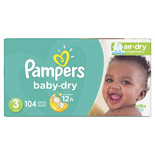 Top 10 diapers pampers size 3 for 2020