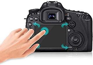 شاشة LCD للكاميرا - واقي شاشة لـ Canon 5D Mark III IV EOS 6D 7D Mark II 100D/M3 EOS 200D 650D 1200D SX600 G7X غشاء زجاج صل...