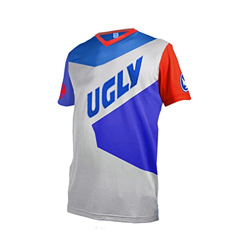 Uglyfrog SJF-CJ09 New Men's Short/Long Sleeves Downhill Jerseys MTB Shirts Mountain Bike Clothing Cycling Jerseys
