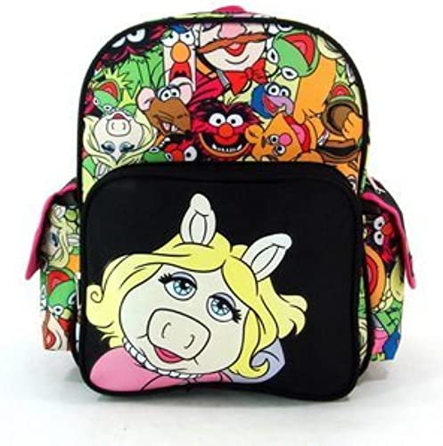12 The Muppets Ms Piggy Backpack-tote-bag-school by Disney