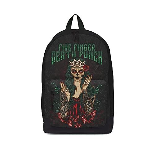 Five Finger Death Punch - Backpack - DOTD Green [Audio CD]