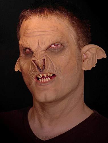 Maskworld Ohren aus Latex für Orks, Dämonen und andere LARP-Wesen - hautfarben