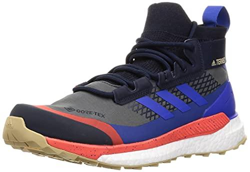 ADIDAS Terrex Free Hiker G-TX Zapatillas de Trail Running para Hombre Azul Negro 44 EU