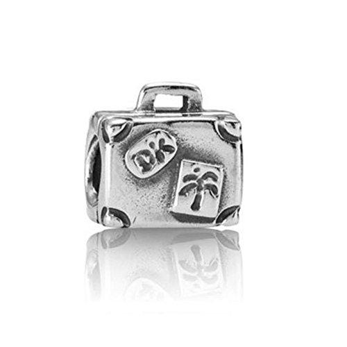 Pandora plata de ley 925colgante de maleta 790362