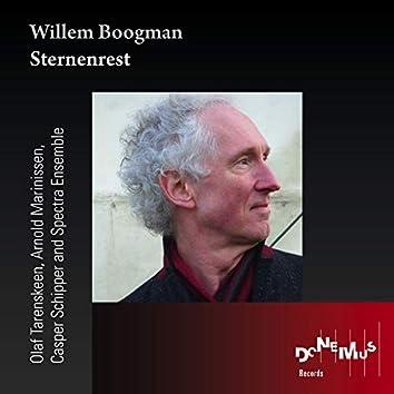 Willem Boogman: Sternenrest