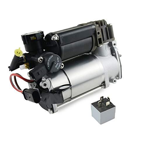 Airmatic Air Suspension Compressor & Relay 2203200104 for Mercedes E/S Class W220 W211 W219 E550 S500