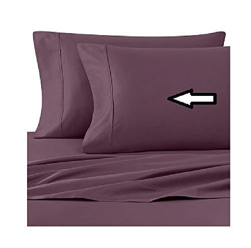 Wamsutta 400 Thread Count King Pillowcases in Purple, Set of 2