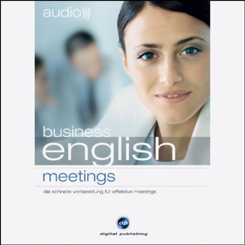 Audio Business English. Meetings Titelbild