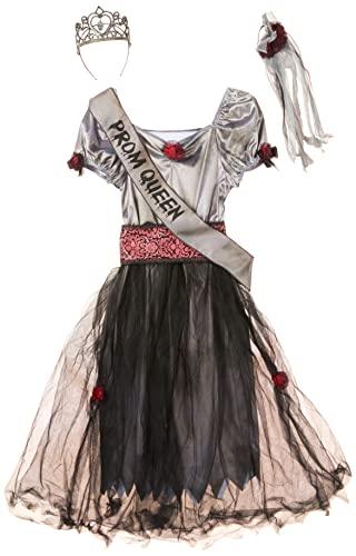 Amscan Halloween - Disfraz de reina zombi, para niñas, de 12 a 14 años