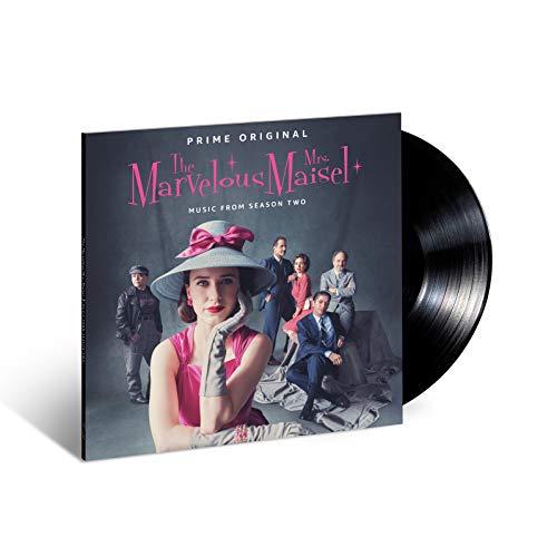 Marvelous Mrs Maisel: Season 2 (Music From The Prime Original Series) [Vinyl LP]