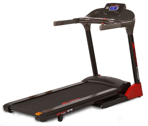 Smooth Fitness 6.75 Folding Treadmill (Previous Year's Model)