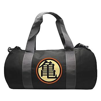 ABYStyle - DRAGON BALL - Sac de sport  Kame Symbol -Grey/Black