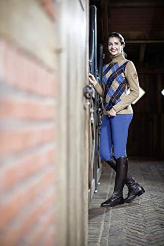 HKM Damen Pullover -Roma Bluse, beige, XS