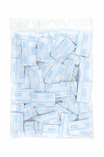 Smoothglide Transparente Kondome Gefühlsecht 50er Pack 54mm breit