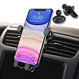 Syncwire Car Phone Holder - Gravity Linkage Mobile Phone Holder Auto Lock 360°