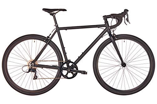 Fixie Inc. Floater Race 8S Black Rahmenhöhe 57,5cm 2019 Cityrad