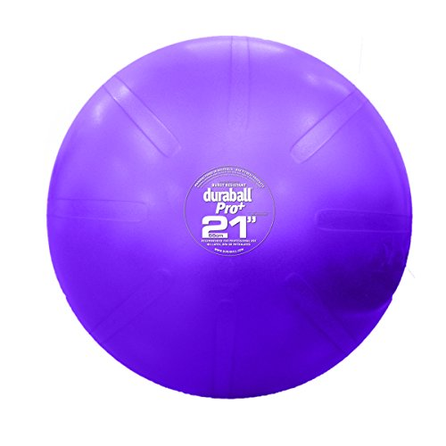 "Fitterfirst Duraball Pro Exercise Ball - 25"" - Blue"
